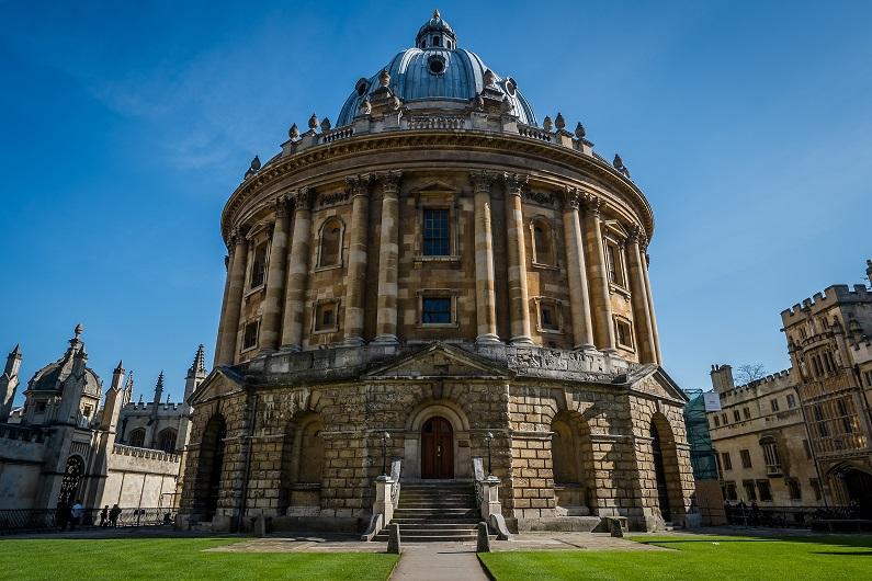centro de Oxford